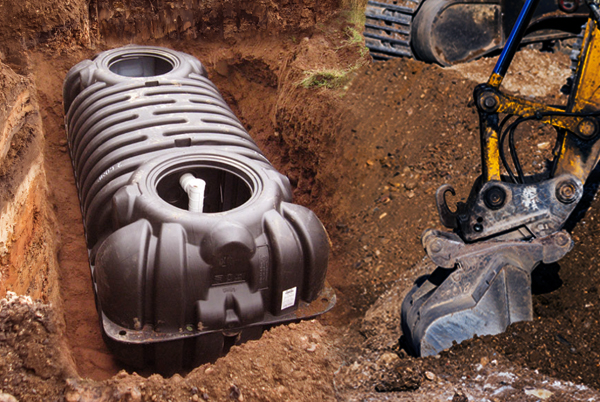 Fiberglass And Plastic Septic Tanks Service Newnan