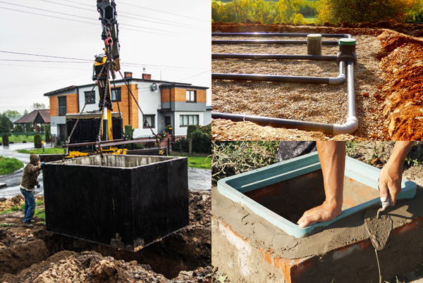 Types Of Septic Systems Serviced Newnan Ga Septic Tank